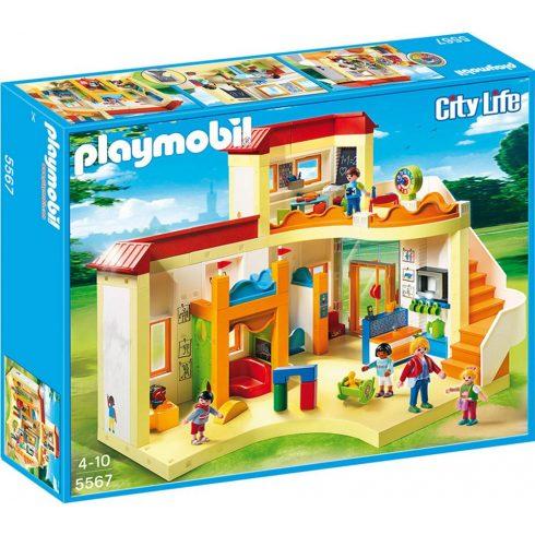 Playmobil City Life 5567 Napsugár óvoda