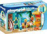 Playmobil 5641 Hordozható Surf Shop
