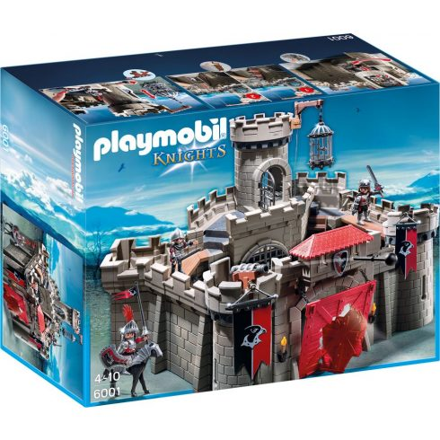 Playmobil Knights 6001 Sólyom lovagok erődje