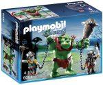 Playmobil 6004 Sziklanyűvő ork
