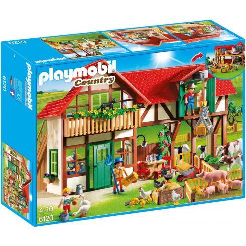 Playmobil Country 6120 Nagy farmudvar