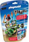 Playmobil 6162 Kalóz zöld ágyúval