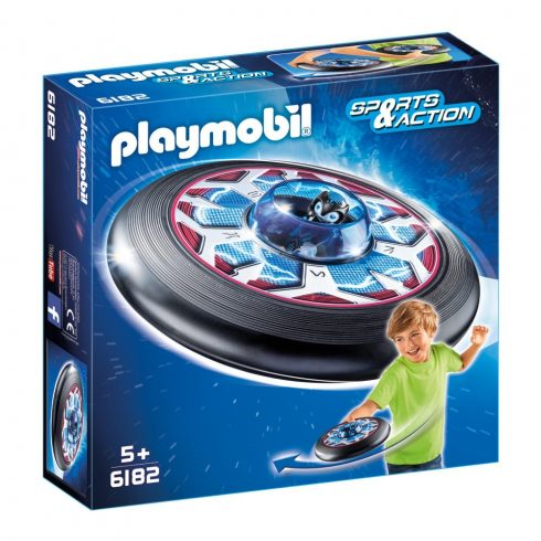 Playmobil Sports & Action 6182 U-FO-RGÓ frizbi
