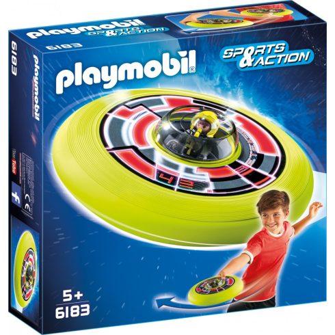 Playmobil Sports & Action 6183 Asztroreppentyű frizbi