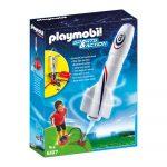 Playmobil 6187 Én a rakétakilövő