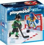 Playmobil 6192 Ütőtechnika edzés