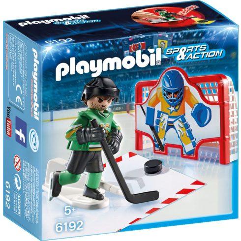 Playmobil Sports & Action 6192 Ütőtechnika edzés
