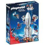 Playmobil 6195 Űrrakéta bázisállomással