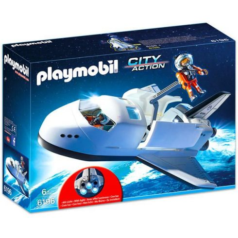 Playmobil City Action 6196 Űrrepülőgép