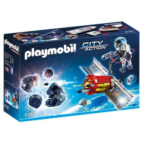 Playmobil City Action 6197 Meteorzúzó lézerfegyver