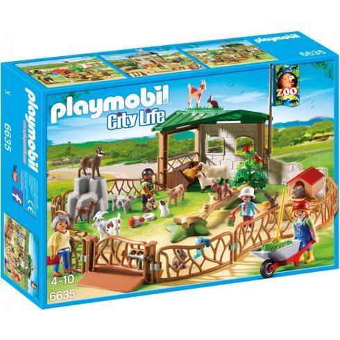 Playmobil City Life 6635 Kisállat - simogató
