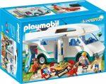 Playmobil 6671 Családi lakóautó