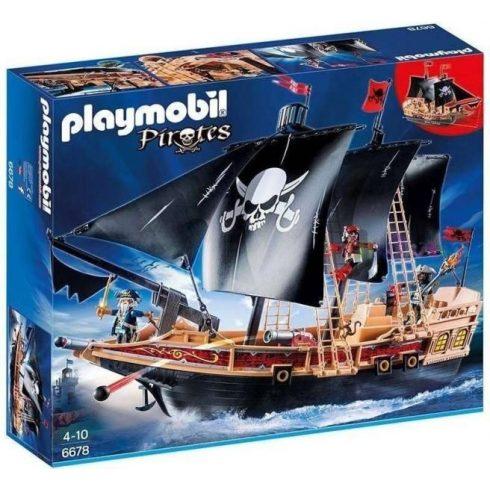 Playmobil Pirates 6678 Hét tenger farkasai