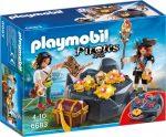 Playmobil 6683 Titkos tengerparti kincsrejtek