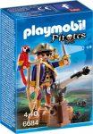 Playmobil 6684 Kalüzkapitány