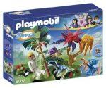 Playmobil 6687 Űrlakó a rejtett szigeten