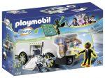 Playmobil 6692 Kalóz Kaméleon és Gene ügynök