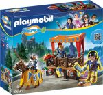 Playmobil 6695 Alex a királyi emelvénynél