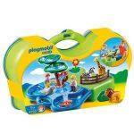 Playmobil 6792 Locsipocsi hordozható állatkertem