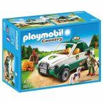 Playmobil 6812 Erdész autó