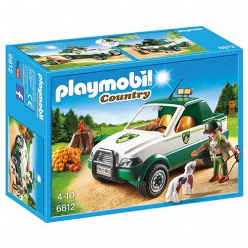 Playmobil Country 6812 Erdész autó