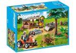 Playmobil 6814 Favágó traktorral