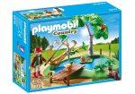 Playmobil 6816 Horgásztó