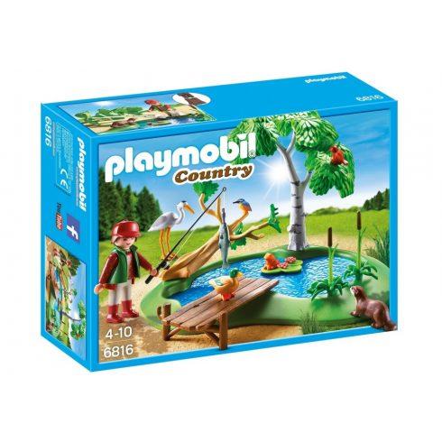 Playmobil Country 6816 Horgásztó