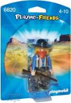 Playmobil 6820 Playmo-Friends Bandita Bandusz