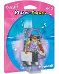 Playmobil 6828 Playmo-Friends Mé Dia Specialista zenét hallgató lány