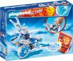 Playmobil 6832 Frosty célzókoronggal