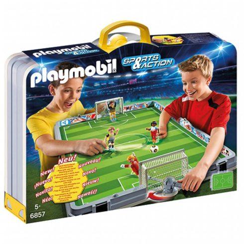 Playmobil Sports & Action 6857 Hordozható focipályám