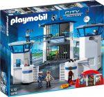 Playmobil 6872 Rendőrörs börtönnel