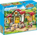 Playmobil 6926 Lovagló udvar