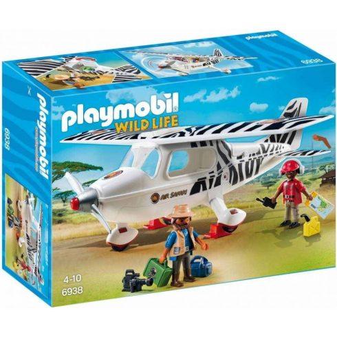 Playmobil Wild Life 6938 Szafari sétarepülő