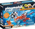 Playmobil Top Agents 70004 Titkos ügynökök vízalatti szárnyai