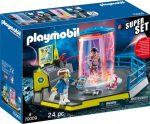 Playmobil Space 70009 Galaktikus rendőrség