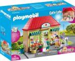 Playmobil 70016 Az én virágboltom