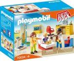 Playmobil City Life 70034 Gyerekorvos - kezdő csomag