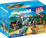 Playmobil 70036 Harc a lovag kincséért - kezdő csomag