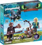 Playmobil Dragons 70040 Hablaty és Astrid