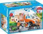 Playmobil 70049 Mentőautó fénnyel és hanggal