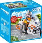 Playmobil City Life 70051 Sürgősségi motor villogóval