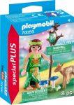 Playmobil Kiegészítők 70059 Elf őzzel