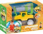 Playmobil 70064 Fúró jármű