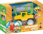 Playmobil Sand 70064 Fúró jármű