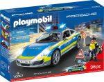 Playmobil 70067 Rendőr Porsche 911 Carrera 4S