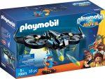 Playmobil Playmobil - The Movie 70071 Robotiron drónnal