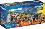 Playmobil Playmobil - The Movie 70073 Charlie és a rabszállító