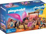 Playmobil Playmobil - The Movie 70074 Marla, Del és a szárnyas ló